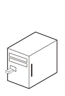 Máy tính bộ ASUS S340MC (S340MC-I58400106T)