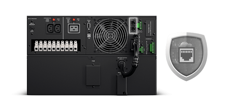 UPS Online CyberPower OLS3000ERT2UA RJ45