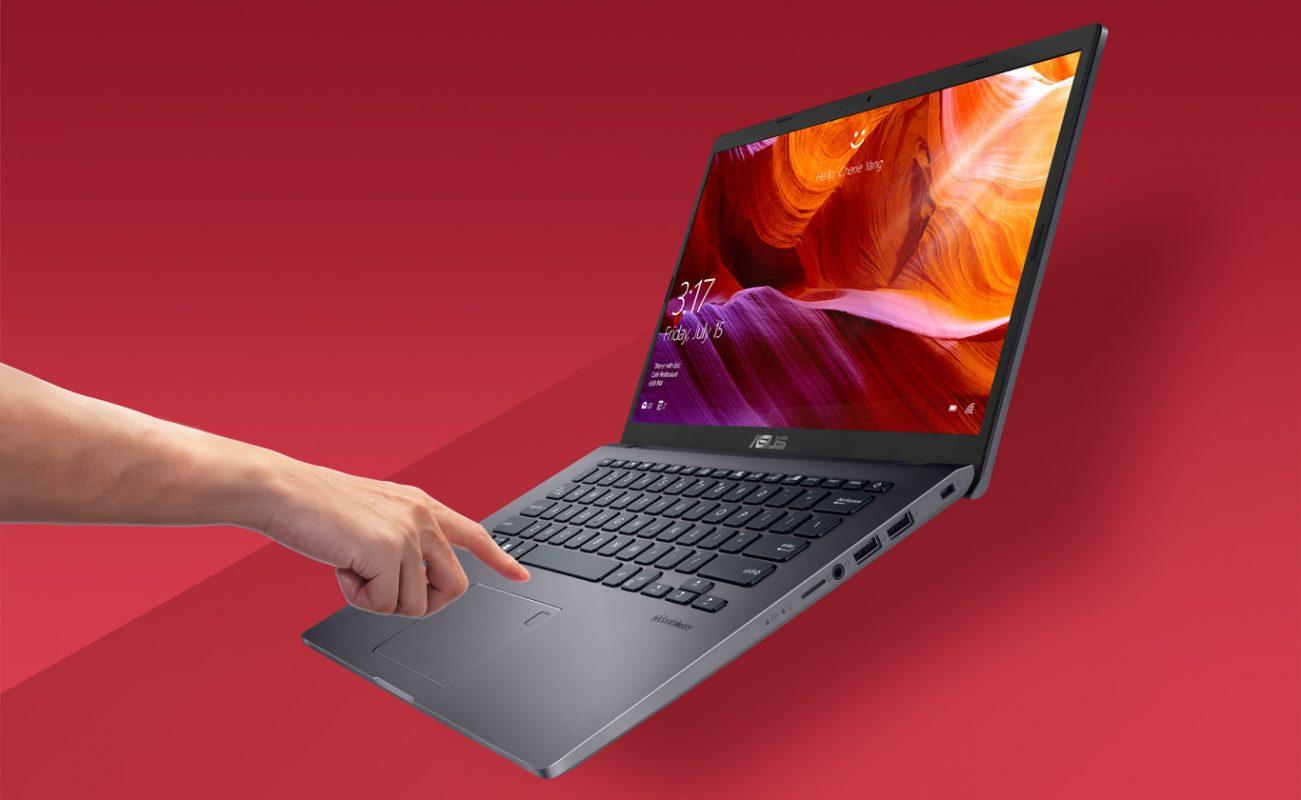 Laptop X409JA-EK012T bỏa mật vân tay