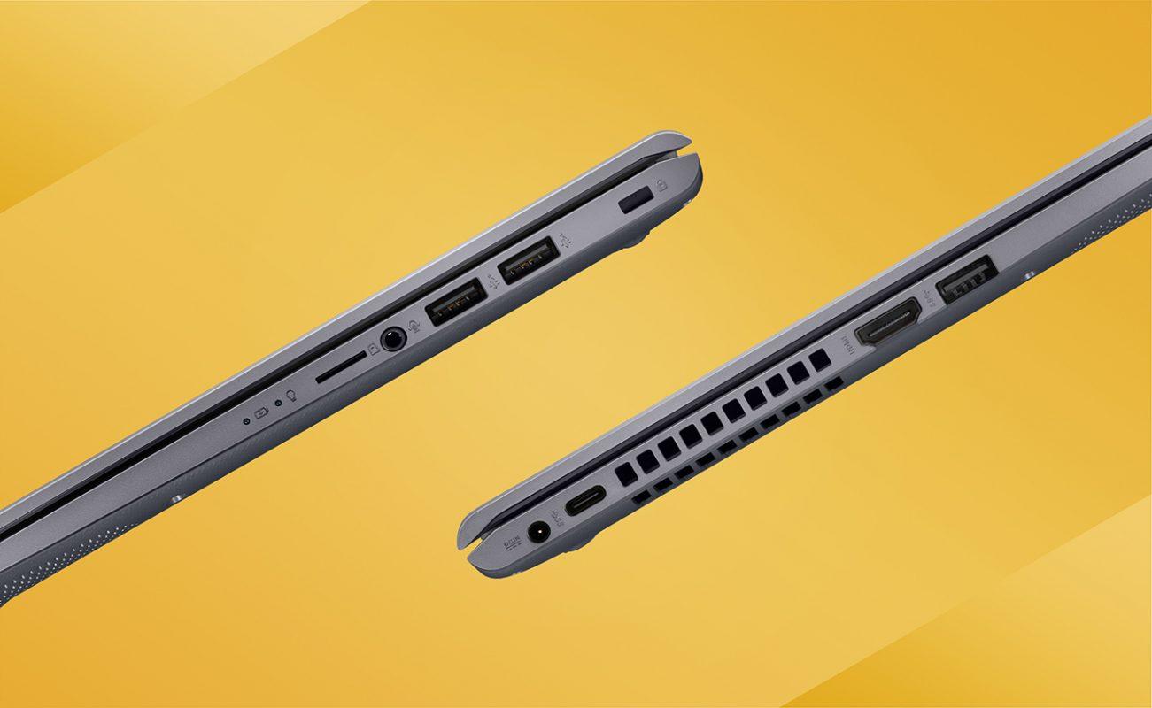 các cổng kết nối laptop X409JA-EK012T